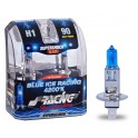 Lampadine H1 4200K Blue Ice Racing