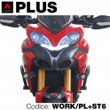 Faretti Plus Ducati Multistrada 1200