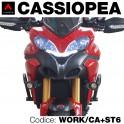 Faretti Cassiopeia Ducati Multistrada 1200