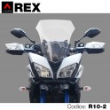 Faretti Rex Yamaha Tracer MT09 - Cornering Lights