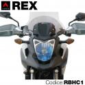 Faretti Rex per Honda NC750X abs 2014-15