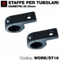 Staffe tubolari - Diametro 25-30mm