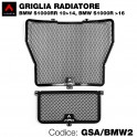 Kit 2 griglie di protezione per radiatore BMW S1000RR - S1000R