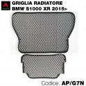 Kit 2 griglie di protezione per radiatore BMW S1000 XR 2015 in poi
