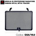 Griglia di protezione per radiatore Yamaha MT09