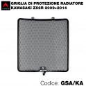 Griglia di protezione per radiatore Kawasaki ZX6R