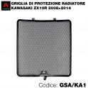 Griglia di protezione per radiatore Kawasaki ZX10R