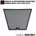 Griglia di protezione per radiatore Suzuki GSXR 1000