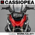 Faretti Cassiopeia BMW R1200 GS