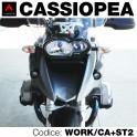 Faretti Cassiopea BMW R1200 GS