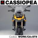Faretti Cassiopeia BMW F800 GS