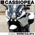 Faretti Cassiopeia BMW K1600 GT-GTL 2010-2016