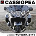 Faretti Cassiopea BMW R1200 RT LC