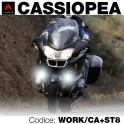 Faretti Cassiopea BMW R1200 RT 2005