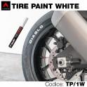 Tire Paint - bianco