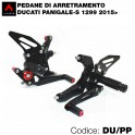 Pedane arretramento Ducati Panigale-S 1299
