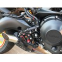 Pedane arretramento Yamaha MT09 2017