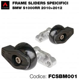 Frame Sliders BMW S1000RR 2010-2012