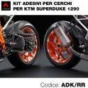 Adesivi Racing KTM 1290 Super Duke R