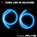 Tubo led in silicone