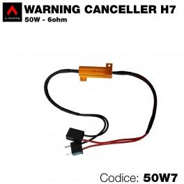 Resistenza H7 50W